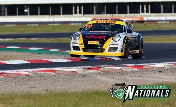 Winton Raceway - Porsche GT3 Cup Challenge