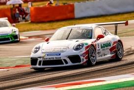 Porsche Mobil 1 Supercup, Barcelona 2020 #6 Jordan Love (AUS, FACH AUTO TECH)