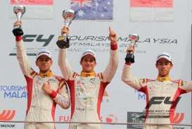 Formula 4 SEA Sepang Circuit1