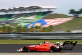 Formula 4 SEA championship Sepang International Circuit
