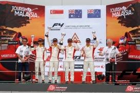 Formula 4 SEA championship Sepang International Circuit3