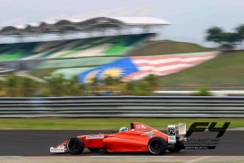 Formula 4 SEA championship Sepang International Circuit