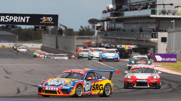 Carrera Cup Round 6